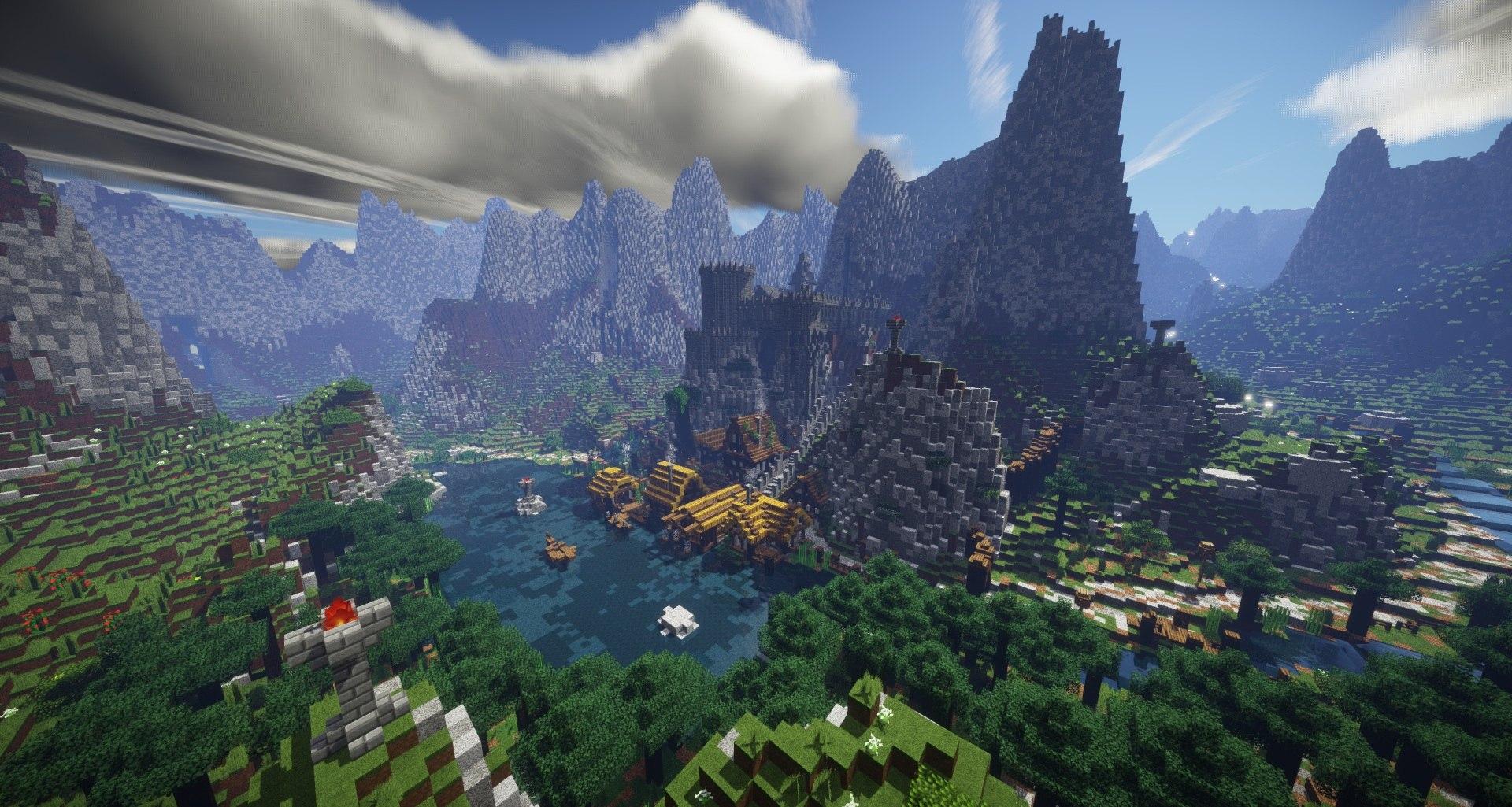 Minecraft] Neostralis - Survival | RPG | Towns | Clans | Teamspeak