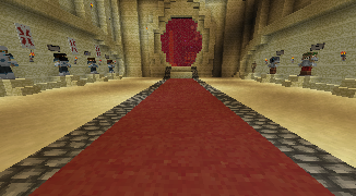 Netherportal in der Hall of Fame